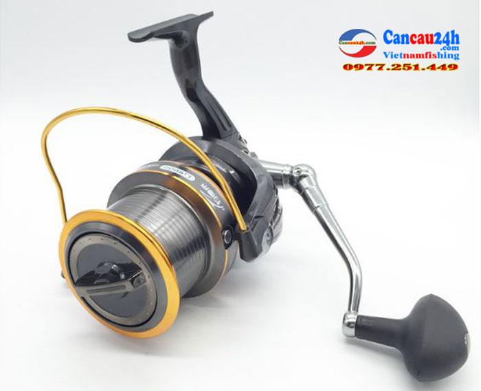 Máy câu cá LJ9000, Máy câu Lô Nông LJ9000