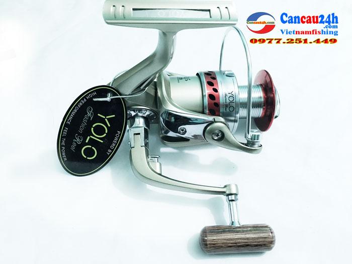 Máy câu cá YOLO DFB5000, YOLO DFB 5000 8 Bill