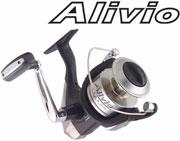 Máy Câu Cá Shimano Alivio 6000FA, máy câu shimano, cần câu tại Hà Nội