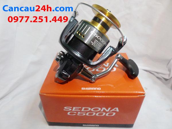 Máy câu cá Shimano Sedona C5000FE, máy câu shimano 5000 FE