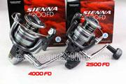 Máy câu cá shimano Sienna 4000FD, bán máy câu cá shimano 4000