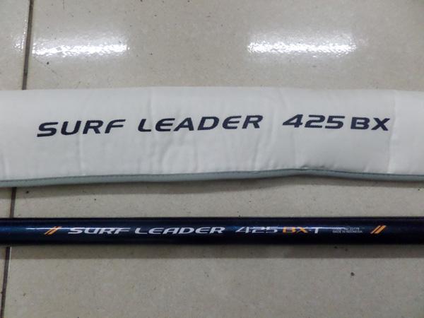 Cần câu Gamakasu surf leader 425BX-T