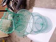Túi đựng cá dài 1.2m, giỏ đựng cá tiện dụng khi đi câu cá